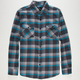SHOUTHOUSE Wasatch Mens Flannel Shirt