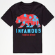 INFAMOUS California Dream Boys T-Shirt