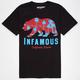 INFAMOUS California Dream Mens T-Shirt
