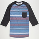 RETROFIT Blanket Mens Baseball Tee