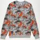 CITY FELLAZ Florence Mens Sweatshirt
