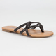 SODA Criss Cross Girls Sandals