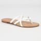 SODA Criss Cross Girls Sandals