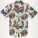 LRG Hawaiian Safari Mens Shirt