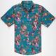 LRG Hawaiian Safari Mens Shirt