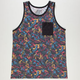 LRG Tree 47 Mens Pocket Tank