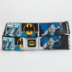 BUCKLE-DOWN Batman Comic Strip Buckle Belt