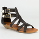 CITY CLASSIFIED Dejavu Womens Sandals