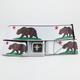 BUCKLE-DOWN Mustang Cali Bear Buckle Belt