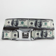 BUCKLE-DOWN Viper 100 Dollar Bill Buckle Belt