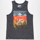 LRG Hungry Lion Mens Tank