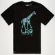 LRG Giraffe Ikat Mens T-Shirt
