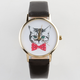 Cat Dial Watch