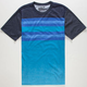 HURLEY Warp Mens T-Shirt