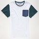 BILLABONG Zenith Mens Pocket Tee