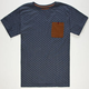 BILLABONG Garage Collection Glide Polka Mens T-Shirt