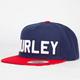 HURLEY Stadium Regional USA Mens Snapback Hat