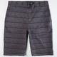 AKRUX Aztec Print Mens Shorts