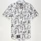 NEFF Retro Hula Mens Shirt