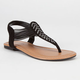 SODA Oring Girls Sandals