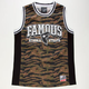 FAMOUS STARS & STRAPS Savage Mens Jersey Tank