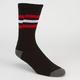 VOLCOM Strypr Mens Crew Socks