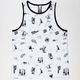 METAL MULISHA Novelty Mens Tank