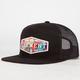 ELEMENT Hydro Black Mens Trucker Hat