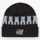 CROOKS & CASTLES Castle Up Beanie