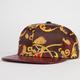 CHUCK ORIGINALS Opulent Croc Mens Strapback Hat