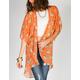 FULL TILT Daisy Womens Kimono