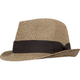 Wide Band Womens Fedora