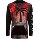 BLVD Galaxy Mens Lightweight Hoodie