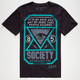SOCIETY Collection Mens T-Shirt