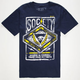 SOCIETY Come & Go Mens T-Shirt