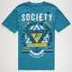 SOCIETY Change It Mens T-Shirt