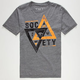 SOCIETY Brake Mens T-Shirt