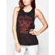 METAL MULISHA Black Magic Womens Muscle Tank