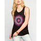 O'NEILL Hot Springs Womens Burnout Muscle Tank