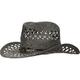 Flower Applique Womens Cowboy Hat