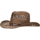 Flower Applique Womens Cowboy Hat