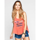 RVCA Take Me To The Shore Womens Tank