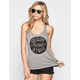 VOLCOM Playa Womens Twist Back Tank