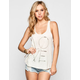 VOLCOM Fickle Back Jab Womens Tank