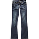 ZCO Womens Skinny Flare Jeans