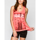 HURLEY Surf City Womens Tank
