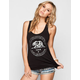 HURLEY Born From Water Womens Tank