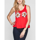 FULL TILT Daisy Womens Tank