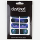 DESTINED Galaxy Nail Wraps