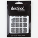 DESTINED Ethnic Print Nail Wraps